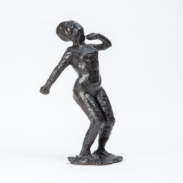 Edgar Degas (1834-1917)  - Femme s'étirant