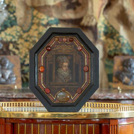 Portrait Renaissance de Marguerite de Valois, dite la reine Margot